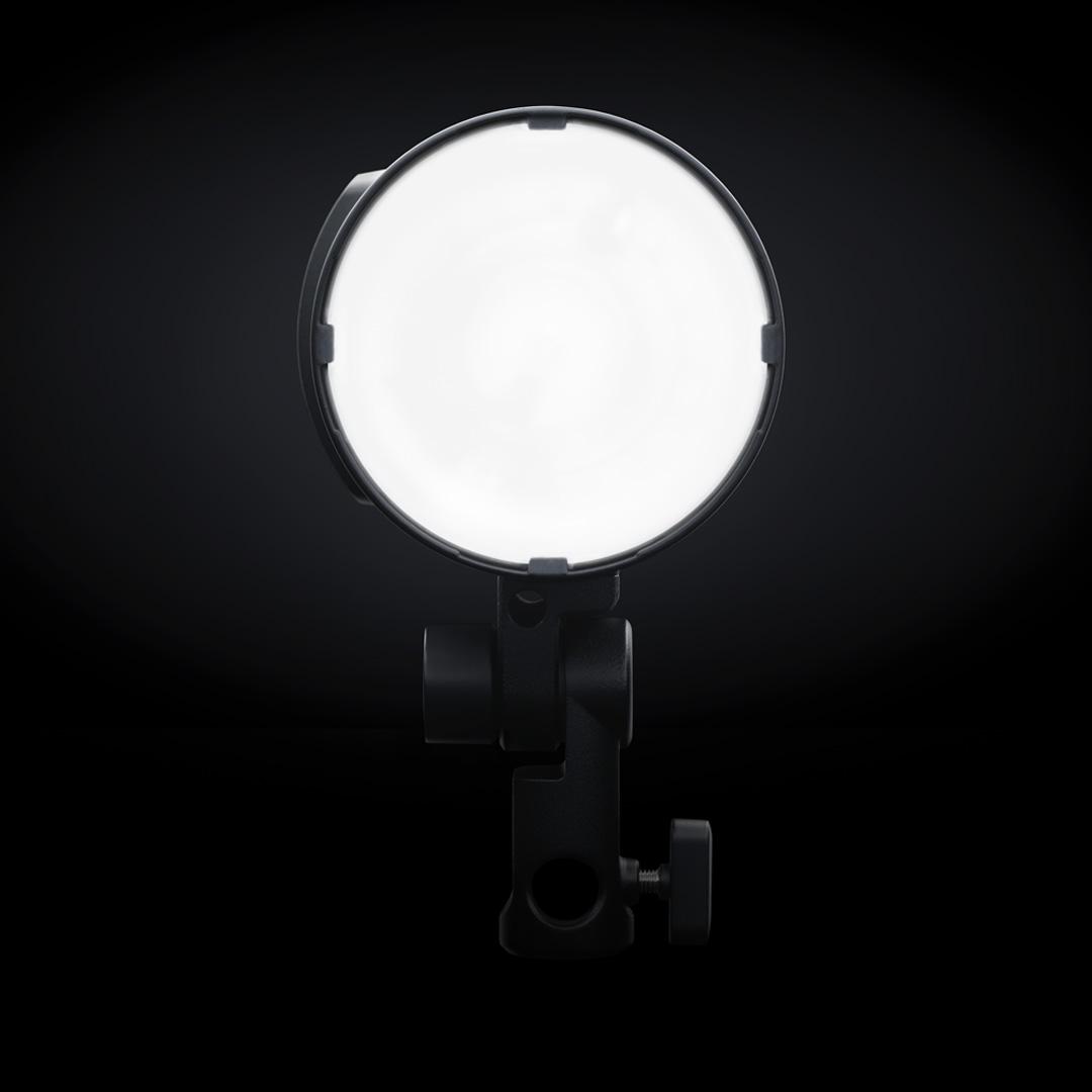 Profoto A1 - modelowanie światła